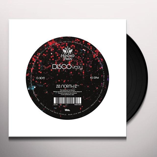 HUNDRED BIRDS DISCOVERY Vinyl Record - UK Release