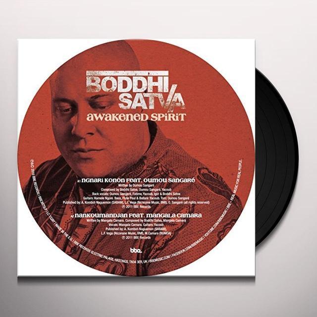 Boddhi Satva AWAKENED SPIRIT Vinyl Record - UK Import