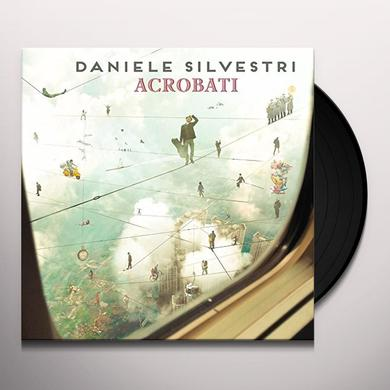 Daniele Silvestri ACROBATI Vinyl Record - Italy Import