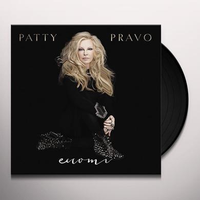 Patty Pravo ECCOMI Vinyl Record