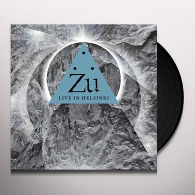 Zu LIVE IN HELSINKI Vinyl Record