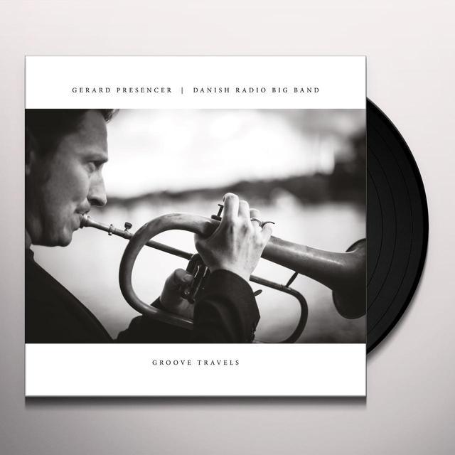 Gerard Presencer / Danish Radio Big Band GROOVE TRAVELS Vinyl Record - Australia Import