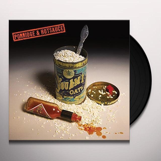 You Am I PORRIDGE & HOT SAUCE Vinyl Record - UK Import