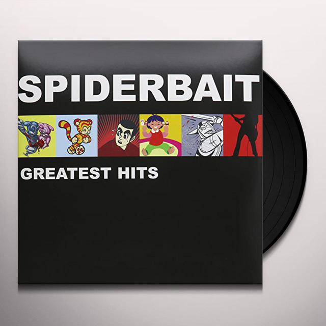Spiderbait GREATEST HITS: 25TH ANNIVERSARY EDITION Vinyl Record - 180 Gram Pressing