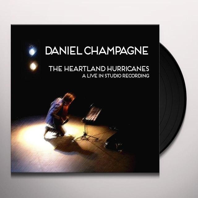 Daniel Champagne HEARTLAND HURRICANES Vinyl Record - Australia Release