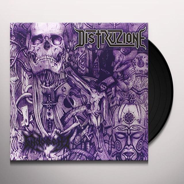 DISTRUZIONE ENDOGENA Vinyl Record - Italy Import