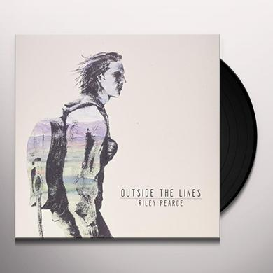 Riley Pearce OUTSIDE THE LINES Vinyl Record