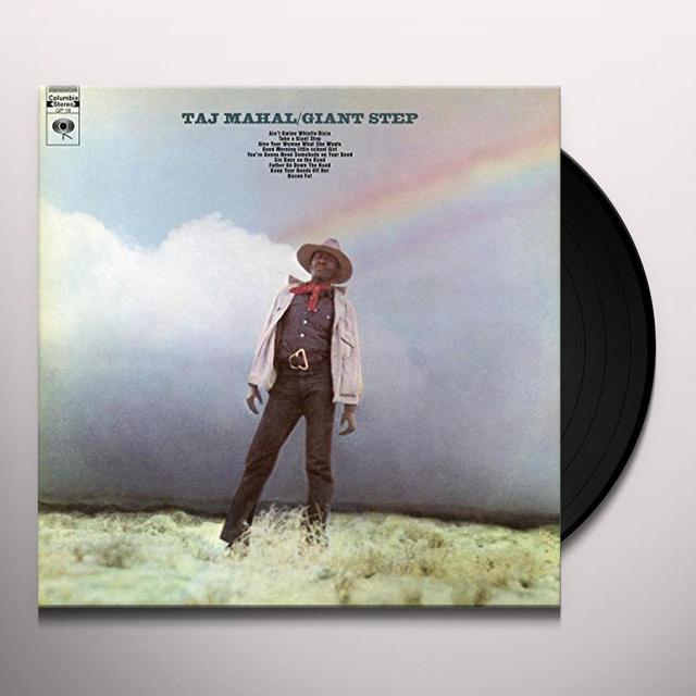 Taj Mahal GIANT STEP / DE OLE FOLKS AT HOME Vinyl Record - Holland Import