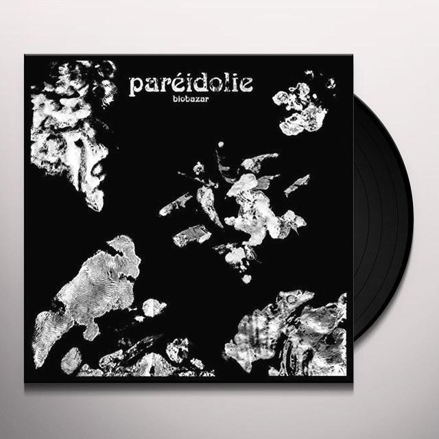 BIOBAZAR PAREIDOLIE Vinyl Record