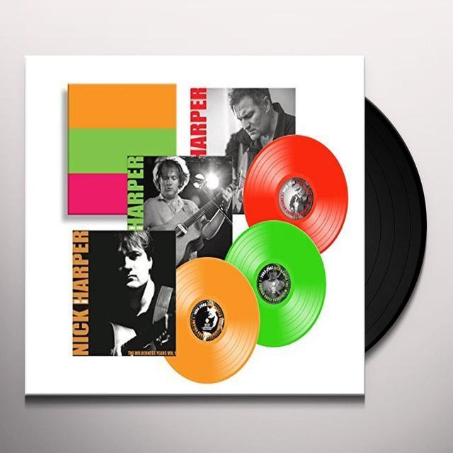 Nick Harper WILDERNESS YEARS VOL 1-3 BOXED SET (BOX) Vinyl Record - Australia Import