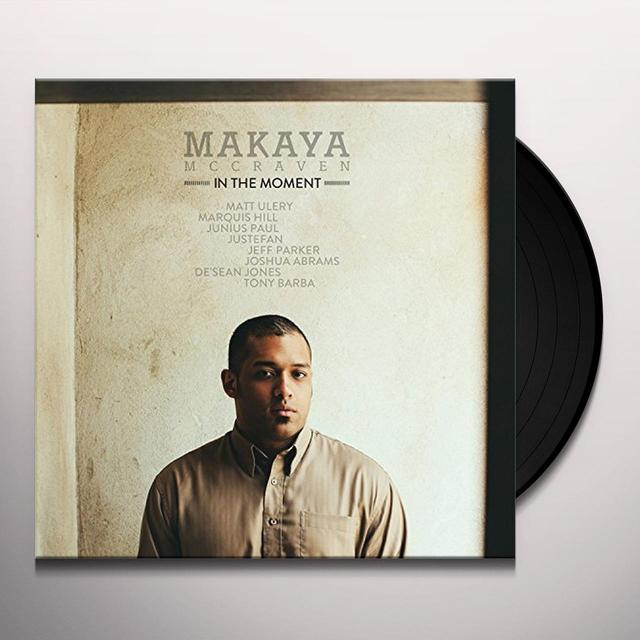 Makaya McCraven IN THE MOMENT Vinyl Record - Canada Release
