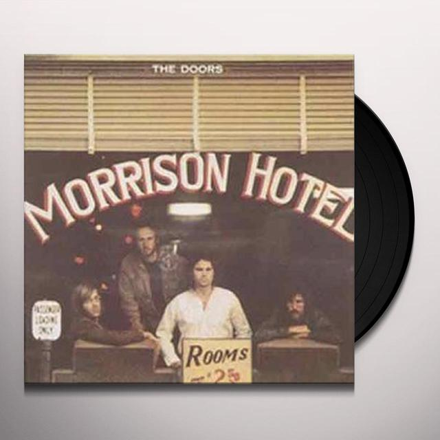 The Doors MORRISON HOTEL Vinyl Record - UK Import