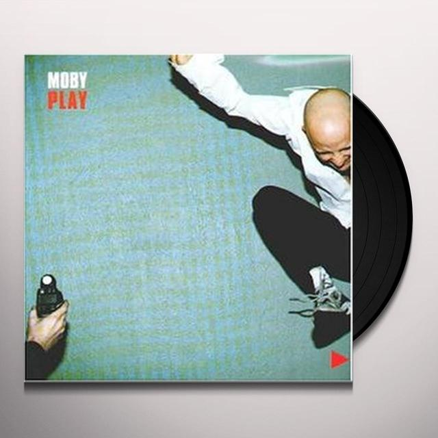 Moby PLAY Vinyl Record - UK Import