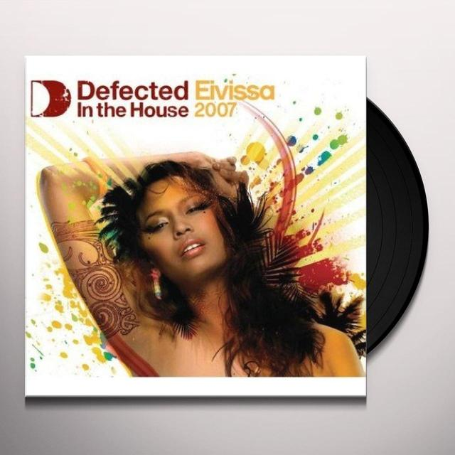 EVISSA 07 IN THE HOUSE / VARIOUS (UK) EVISSA 07 IN THE HOUSE / VARIOUS Vinyl Record - UK Import