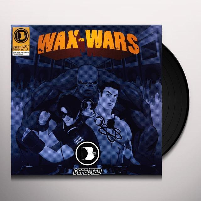 WAX WARS: PT. 1 / VARIOUS (UK) WAX WARS: PT. 1 / VARIOUS Vinyl Record - UK Import