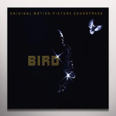 Charlie Parker BIRD - ORIGINAL MOTION PICTURE SOUNDTRACK Vinyl Record - Blue Vinyl