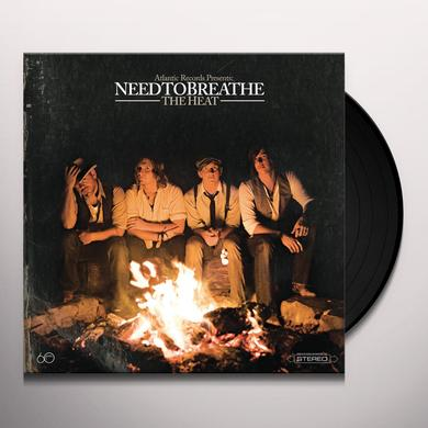 Needtobreathe HEAT Vinyl Record
