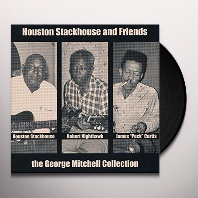 HOUSTON STACKHOUSE & FRIENDS Vinyl Record