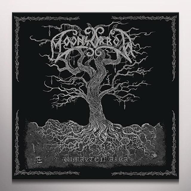 Moonsorrow JUMALTEN AIKA Vinyl Record - Clear Vinyl, Gatefold Sleeve