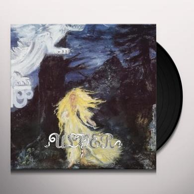 Ulver KVELDSSANGER  (WB) Vinyl Record - Gatefold Sleeve, Reissue