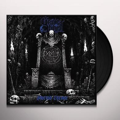 GRAVE RITUAL MORBID THRONE Vinyl Record