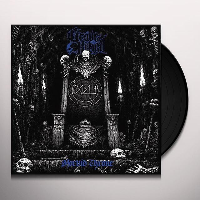 GRAVE RITUAL MORBID THRONE Vinyl Record