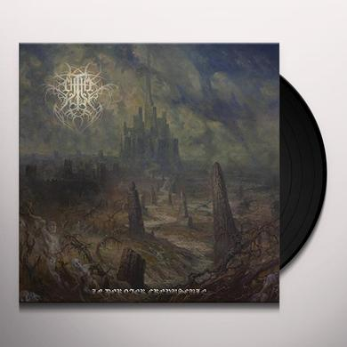 Chthe'ilist LE DERNIER CREPUSCULE Vinyl Record