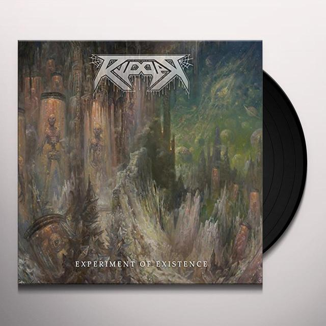 Ripper EXPERIMENT OF EXISTENCE Vinyl Record