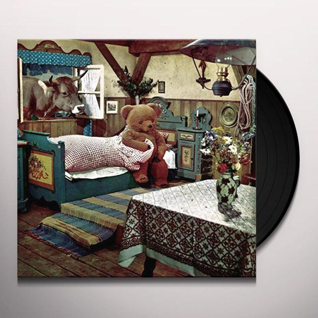 John Congleton / Nighty Nite UNTIL THE HORROR GOES Vinyl Record