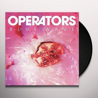 Operators BLUE WAVE Vinyl Record