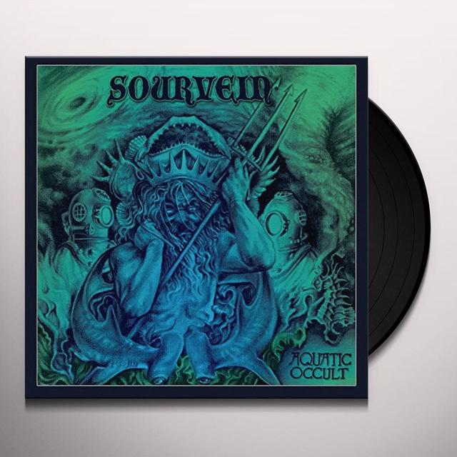 Sourvein AQUATIC OCCULT Vinyl Record - Limited Edition