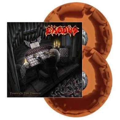 Exodus TEMPO OF THE DAMNED Vinyl Record
