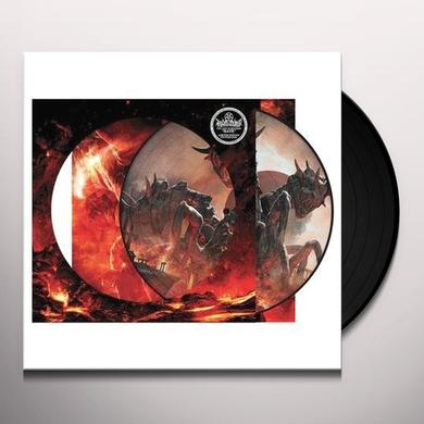 Thy Art Is Murder HATE Vinyl Record - Limited Edition, Picture Disc