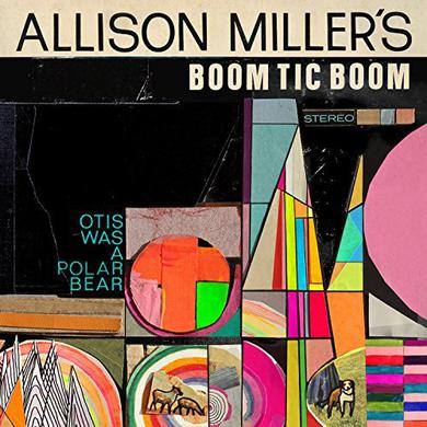 Allison Miller OTIS WAS A POLAR BEAR Vinyl Record