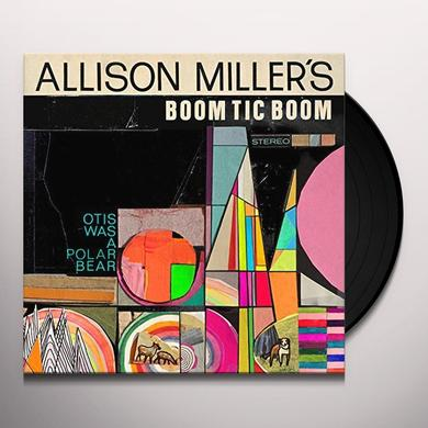 Allison Miller OTIS WAS A POLAR BEAR Vinyl Record