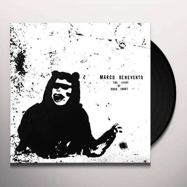 Marco Benevento STORY OF FRED SHORT Vinyl Record