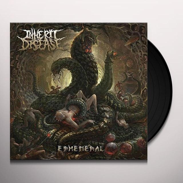 Inherit Disease EPHEMERAL Vinyl Record