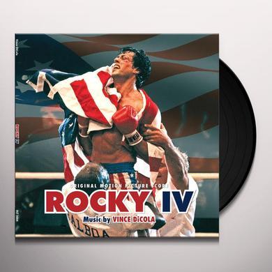 Vince Dicola ROCKY IV / O.S.T. Vinyl Record - Gatefold Sleeve, 180 Gram Pressing, Deluxe Edition