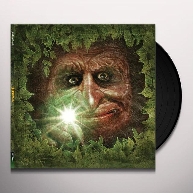 Richard Band TROLL / O.S.T. Vinyl Record - Gatefold Sleeve, 180 Gram Pressing, Deluxe Edition