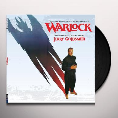 Jerry Goldsmith WARLOCK / O.S.T. Vinyl Record - Gatefold Sleeve, 180 Gram Pressing, Deluxe Edition