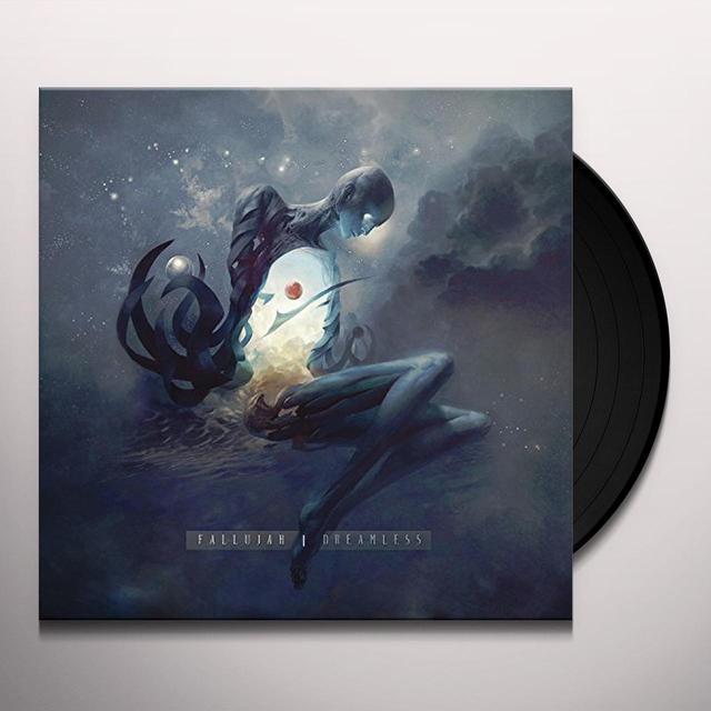 Fallujah DREAMLESS Vinyl Record - Gatefold Sleeve