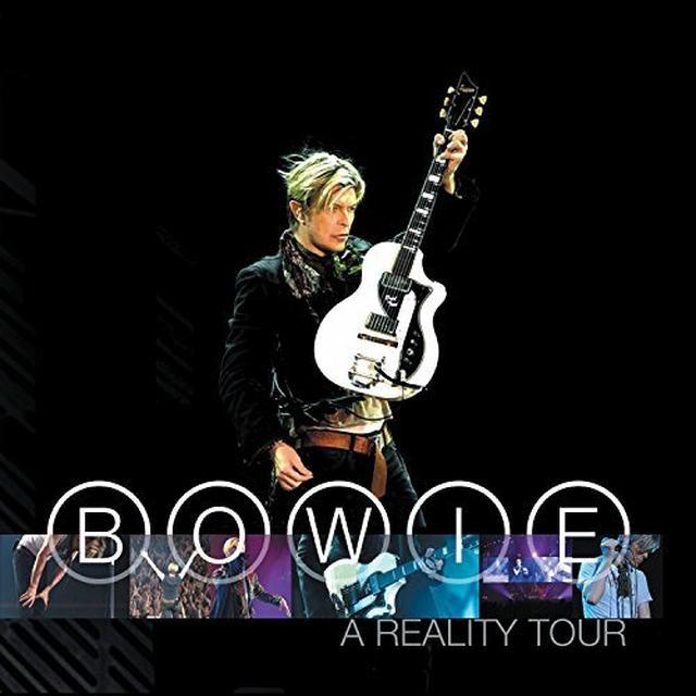 David Bowie REALITY TOUR Vinyl Record
