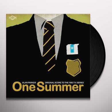 Alan Parker ONE SUMMER: ORIGINAL SCORE TO THE 1983 TV - O.S.T. Vinyl Record