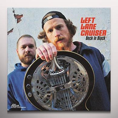 Left Lane Cruiser BECK IN BLACK Vinyl Record - Colored Vinyl