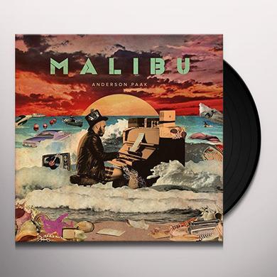 Anderson Paak MALIBU Vinyl Record