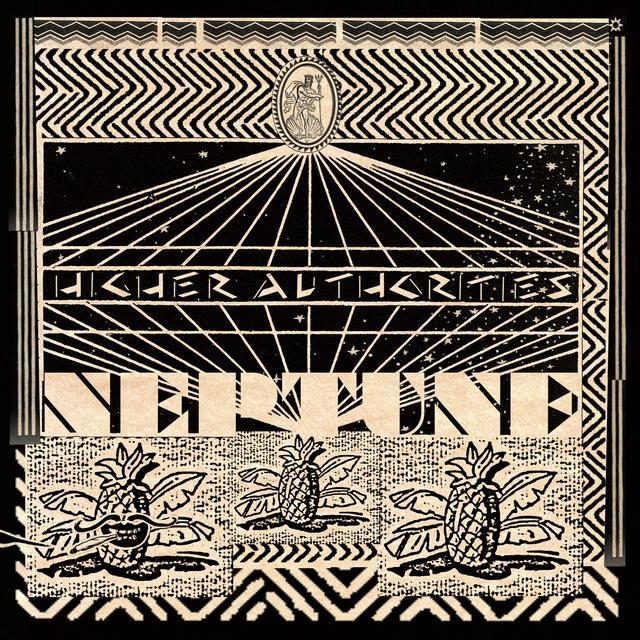 HIGHER AUTHORITIES NEPTUNE Vinyl Record - Digital Download Included