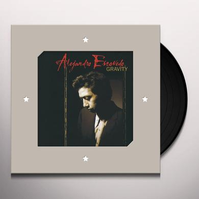 Alejandro Escovedo GRAVITY Vinyl Record - 180 Gram Pressing, Digital Download Included