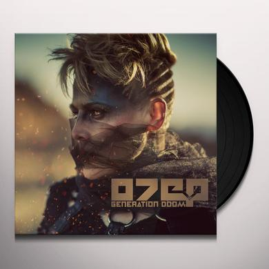 Otep GENERATION DOOM Vinyl Record