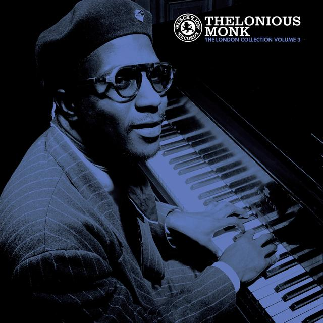 Thelonious Monk LONDON COLLECTION 3 Vinyl Record - Clear Vinyl, 180 Gram Pressing