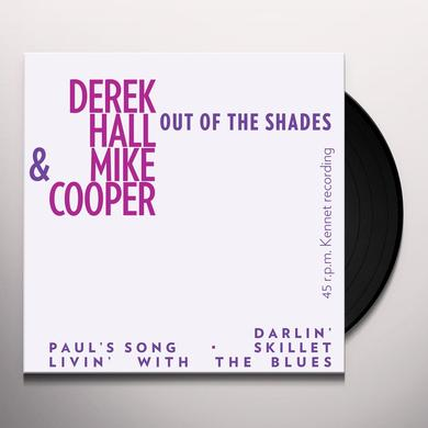 Mike Cooper / Derek Hall OUT OF THE SHADES Vinyl Record